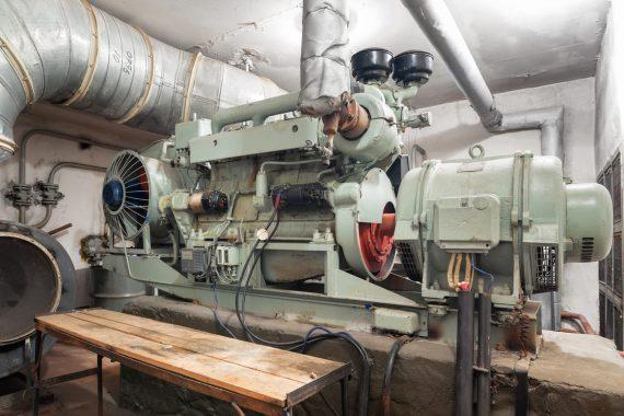 Generadores eléctricos y el ruido que producen