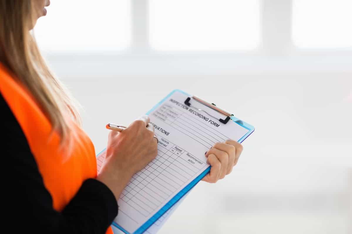 Medidas de seguridad para mantenimiento preventivo