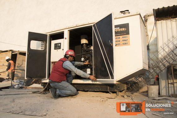 fallas comunes de un generador eléctrico