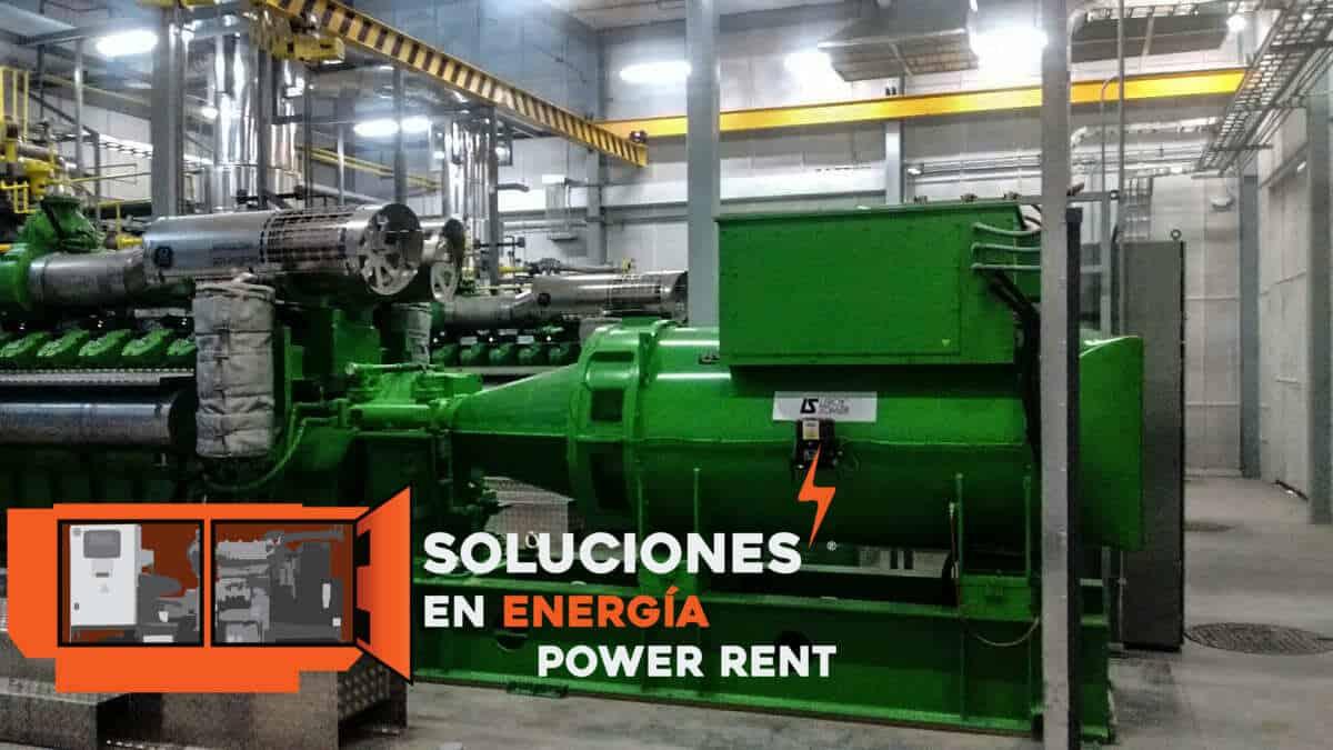 Equipos de cogeneración de energía eléctrica