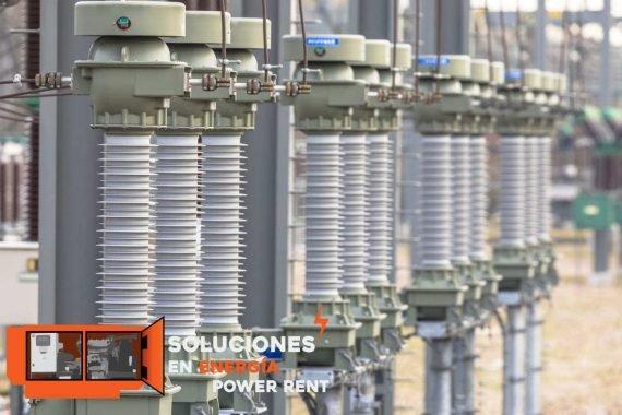 cómo funciona una subestación eléctrica