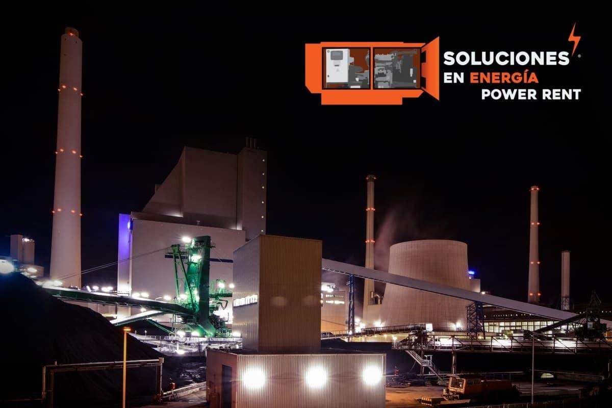 generación de energía en empresas