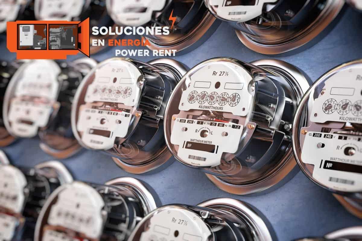 gestión de suministros energéticos
