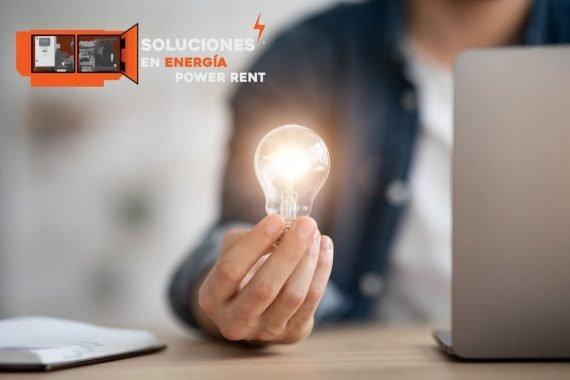 iluminación para empresas