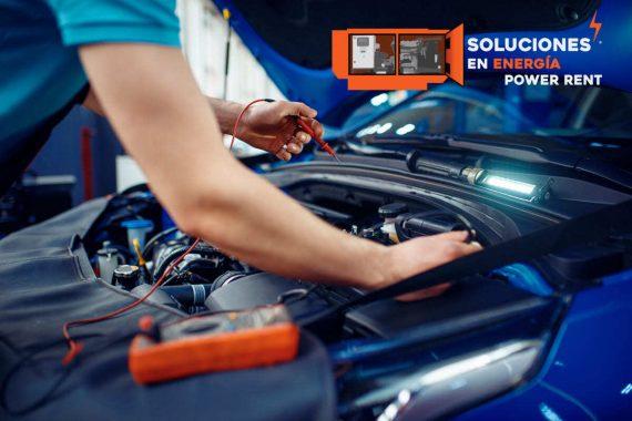 necesidades energéticas sector automotriz