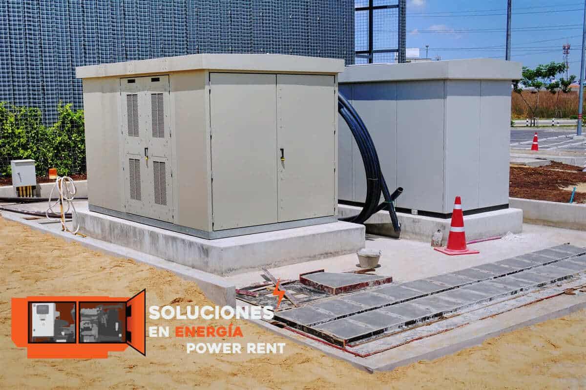 fallas comunes subestaciones eléctricas